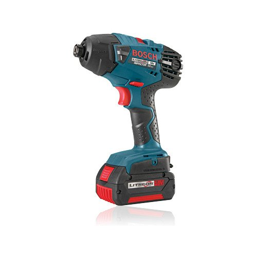 Bosch 26618-01-RT 18V Cordless Lithium-Ion 1/4 in. Impact Drill Driver (Certified Refurbished)