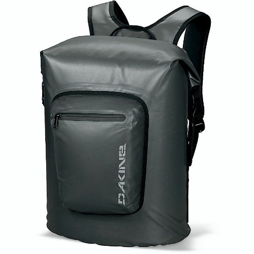 Dakine 36-Litre Cyclone Dry Pack (Charcoal, 20 x 12 x 11-Inch), Outdoor Stuffs