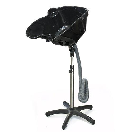 Best Choice Products® Portable Height Adjustable Shampoo Basin Hair Treatment Bowl Salon Tool Black