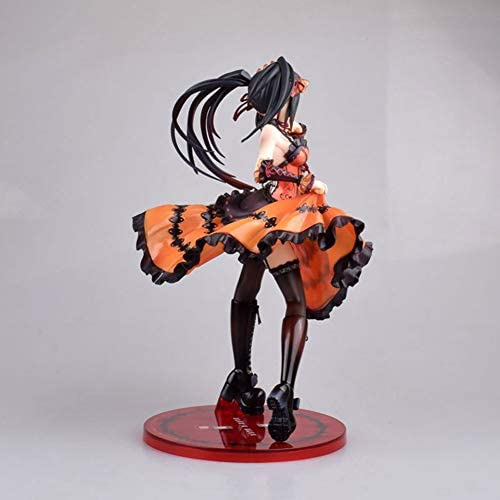 Anime Pop Tokisaki Kurumi Karakter Model Multicolor Collectie PVC Action Figure Jongen Speelgoed Kind Verjaardagscadeau