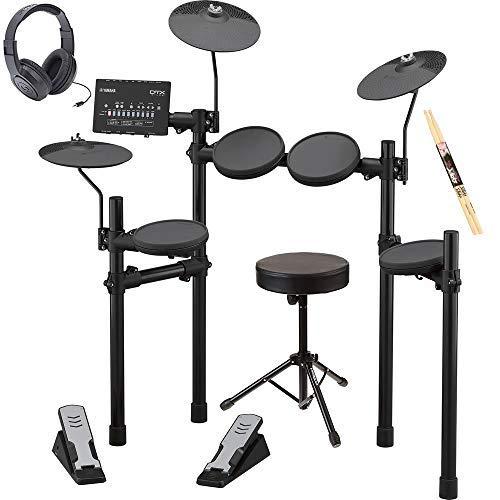 Best Yamaha Electronic Drum Sets - Yamaha DTX402K Electronic Drum Set with