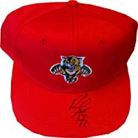 Rob Niedermayer Autographed / Signed Florida Panthers Hat