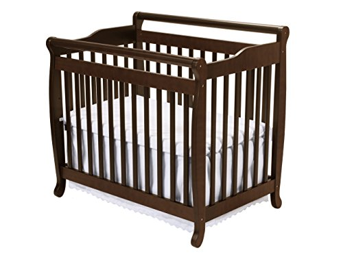 DaVinci Emily 2-in-1 Mini Crib and Twin Bed in Espresso Finish Review