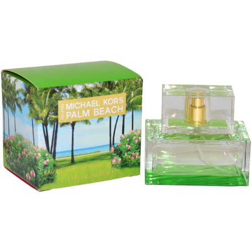 Michael Kors Island Palm Beach Eau De Parfum Spray Women by Michael Kors, 1.7 - Kors Destination Michael