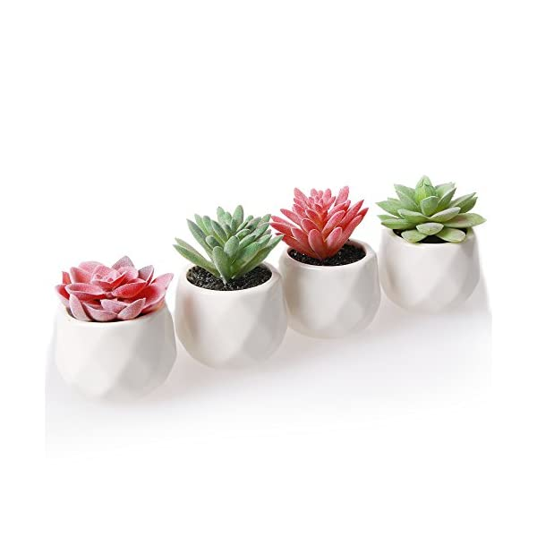 AmyHomie-Artificial-Plants-Set-of-4-Mini-Fake-Succulent-Plants-with-Pots-for-Home-Weeding-Office-Decoration