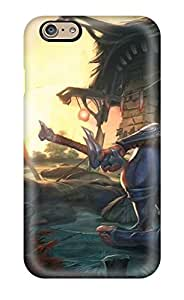 Fashion EUSNKis29929SsQTF Case Cover For Iphone 6(yasuo)