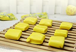 Soft and Chewy Durian Candies 168g x 2 Packs (11.8oz)
