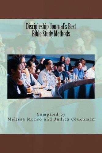 Read Online Discipleship Journal's Best Bible Study Methods PDF