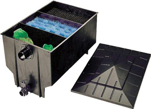 Teichfilter Koifilter Filter 220L Koi Teich Kammefilter Teiche bis 60m³
