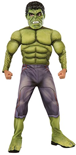 Rubie's Thor: Ragnarok Child's Deluxe Hulk Costume, Medium