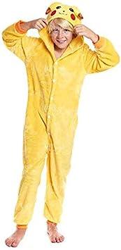 Partilandia Disfraz de Ratón Eléctrico Infantil para Carnaval Pijama ...