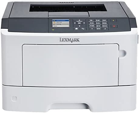 Lexmark MS415DN - Impresora láser (1200 x 1200 dpi, 80000 páginas ...