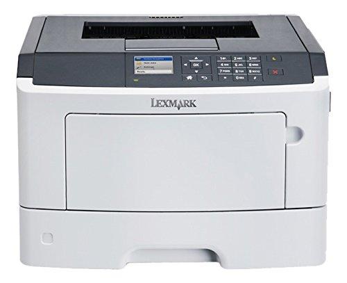 Lexmark MS415DN - Impresora lá ser (1200 x 1200 DPI, 80000 pá ginas por mes, Microsoft XPS, PCL 5e, PCL 6, PDF 1.7, PostScript 3, PPDS, 40 ppm, 6,5s) Lexmark MS415DN - Impresora láser (1200 x 1200 DPI 80000 páginas por mes 35S0280