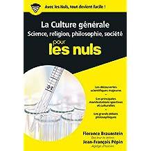 Culture générale pour les Nuls Tome 2 : sciences, sports, loisirs et spiritualité