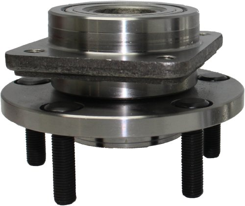 Brand New Front Wheel Hub and Bearing Assembly for Caravan, Grand Caravan, Voyager, Grand Voyager fits 5-Lug 15