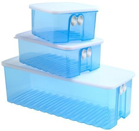 Tupperware 3-Piece FridgeSmart Set From Tupperware
