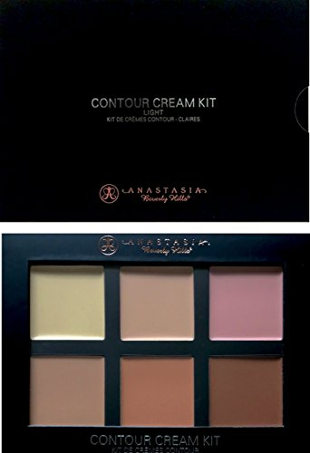 Anastasia Beverly Hills Contour Cream Kit Official - Light (Anastasia Contour Banana)