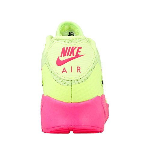 new style 94142 efa36 ... Nike Mädchen Air Max 90 BR GS Fitnessschuhe, Gelb, EU Grün ...