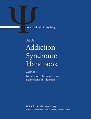 APA Addiction Syndrome Handbook