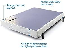 zinus 75 inch standard profile