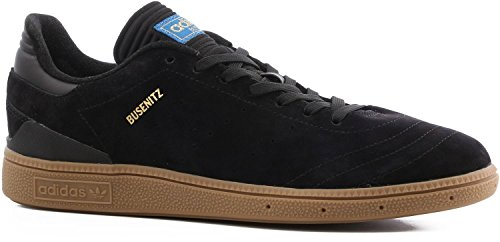 adidas Herren Busenitz Vulc RX Skateschuh Kern Black, gum4, goldmt