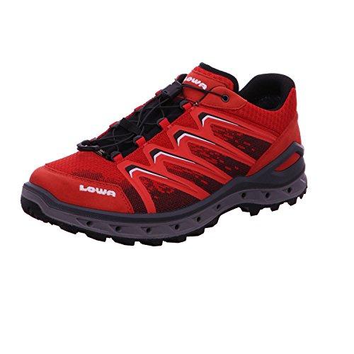 Iowa Mænd Aerox Gtx Lo Trekking- & Vandrestøvler Rød (rød / Sølv 3020) vGA4prHy