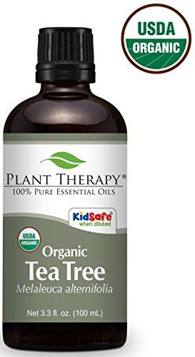 usda certified organic tea tree