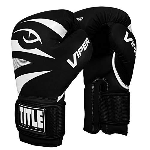 Title Boxing Viper Strike Bag Gloves
