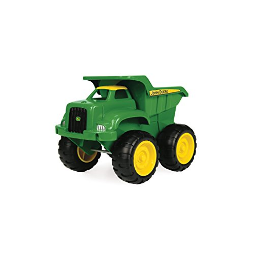 John Deere Sandbox Vehicle 2pk, Truck and Tractor by TOMY (Image #2)