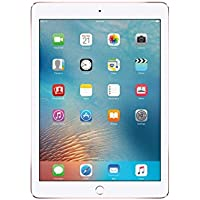 Apple iPad Pro 10.5-inch (256GB, Wi-Fi, Rose Gold) 2017 Model