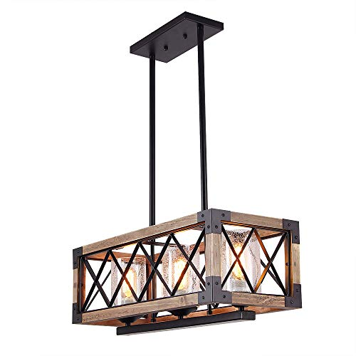Rectangle Light Pendants in US - 1