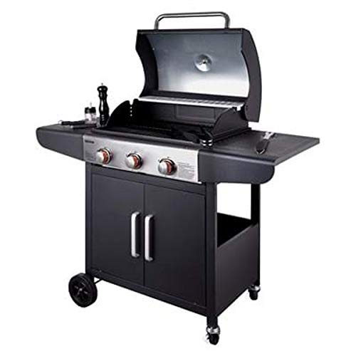 Barbacoa Grill Cocina de exterior a gas Qlima okg103 3 Fuegos 9000 W - outdoor: Amazon.es: Jardín