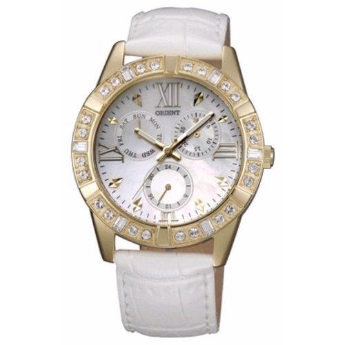 Watch Orient Fashion Ut0b007w Women´s Mother Of Pearl