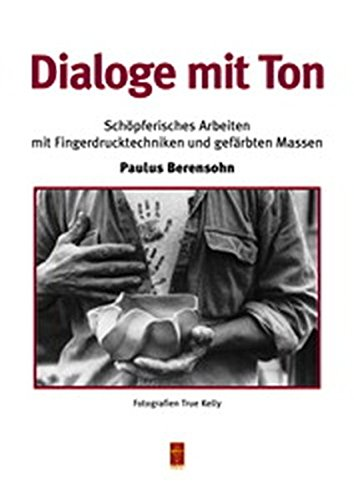 Dialoge mit Ton. Schöpferisches Arbeiten mit Fingerdrucktechniken und gefärbten Massen