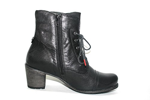 Think 81484 Black Boots Ladies Denga Desert fRFqxwanOR