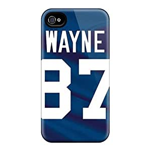 New Fashionable Evanhappy42 LBS6443HAKy Covers Cases Specially Made For Iphone 4/4s(indianapolis Colts)