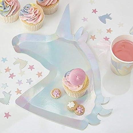 Amazon Com Baby Shower Decorations Rainbow Baby Shower Unicorn Baby