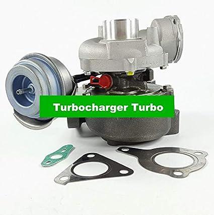 GOWE Turbocompresor Turbo para Turbocompresor Turbo 717858 GT1749 V para Audi A4 A6 1.9 TDI (