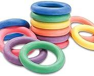 US Games 1039948 Deck Rings, One Dozen