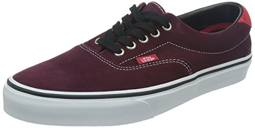 Ère U Vans Adultes Unisexe 59 Baskets Bas-top Violet