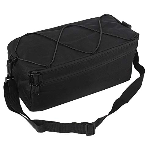 Bike Trunk Bag Bicycle Rack Rear Carrier Bag Outdoor Sports Cycling Rack Pack Carrier Accessories for Cycling Bike