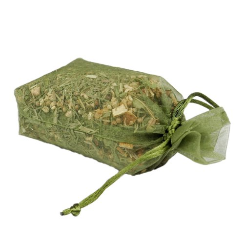 (Citrus Scent Sachet by MoonDance Soaps - Handmade Potpourri with Herbs and Essential Oils)
