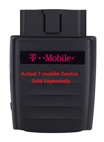 AC Adapter for T-Mobile SyncUp DRIVE – OBD II LTE Wi-Fi Hotspot Device by vegajf electronics (Image #2)