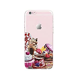 iPhone 4/iPhone 4S - Durable Slim Case - I'm A Fangirl, Deal With It- Cat - Sunglasses - Fangirls - Fangirl Case - Professional Fangirl
