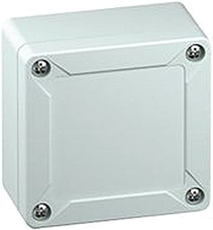 Caja ABS IP67 84 x 82 x 55 mm Carcasa & 48,3 cm Armario Racks: Amazon.es: Electrónica