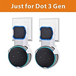 Image of the product Echo Dot 3rd Gen Wall that is listed on the catalogue brand of Cinolink.