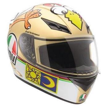 AGV K3 Adult Helmet - Chicken / Medium