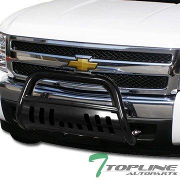 Topline Autopart Heavyduty Bumper Silverado