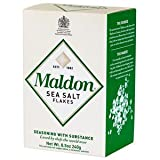 Maldon Crystal Sea Salt, 8.5 Ounce -- 12 per case.