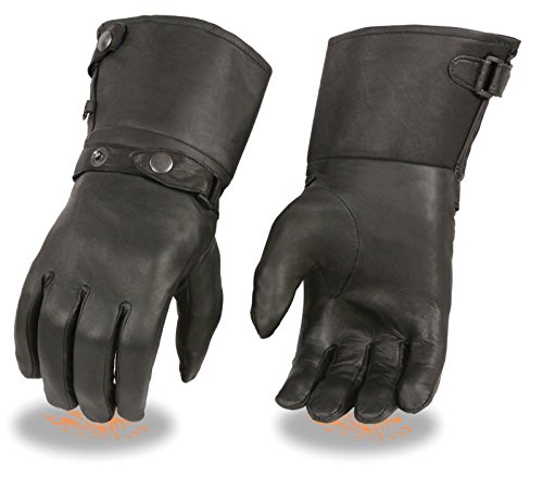 Long Motorcycle Gloves - 6